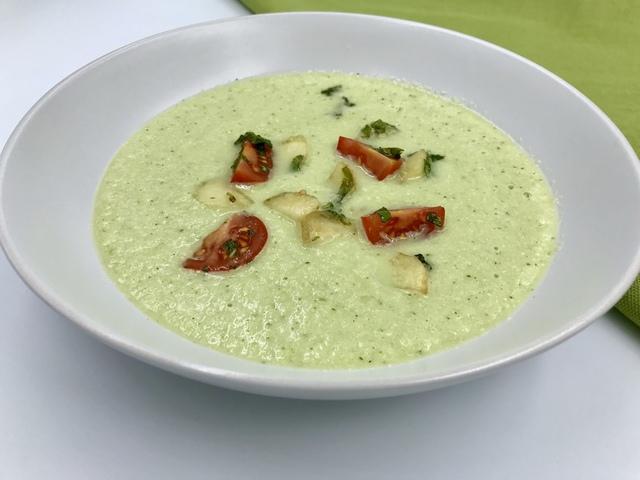 Летний суп из огурцов – пошаговый рецепт с фотографиями
