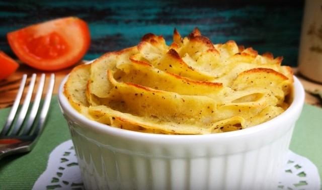 Запеканка с фаршем и картофелем – пошаговый рецепт с фотографиями