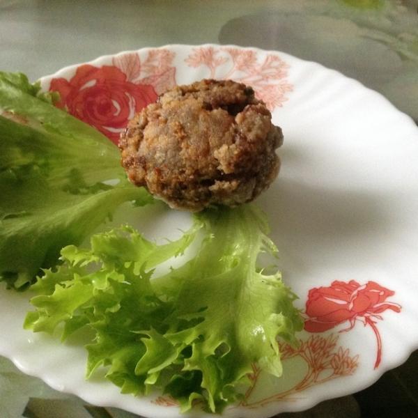 Мясные котлеты с жареным луком – пошаговый рецепт с фотографиями