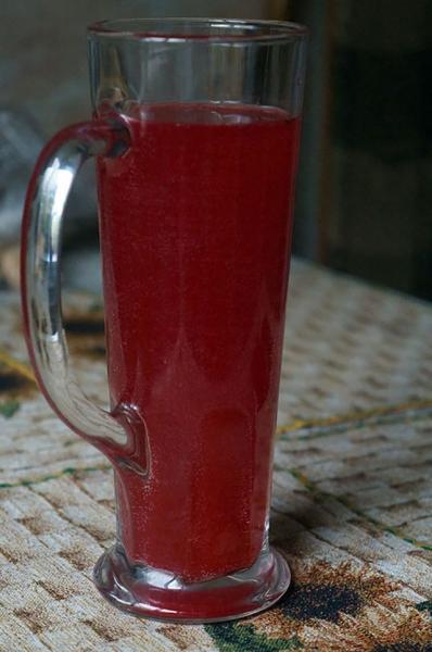Квас клюквенно-брусничный – пошаговый рецепт с фотографиями