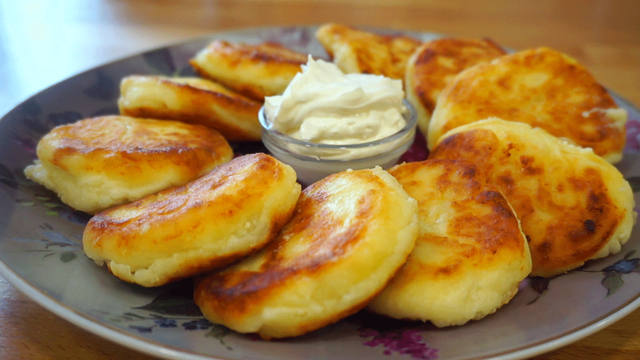 Сырники домашние – пошаговый рецепт с фотографиями