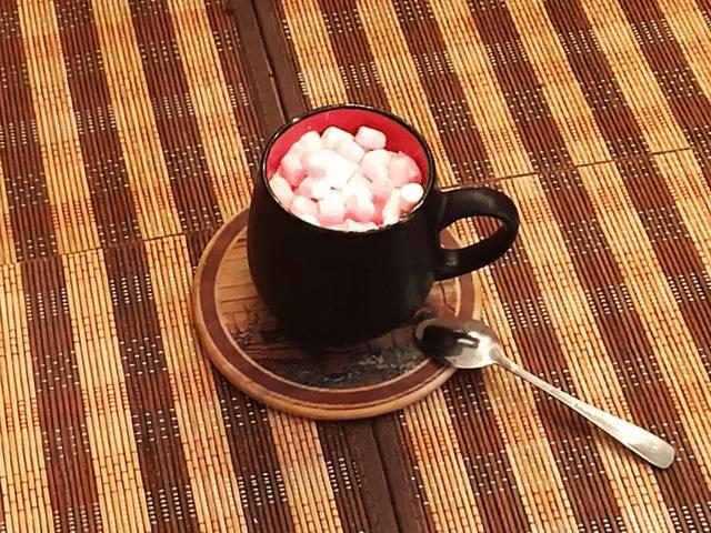 Кофе (какао) с маршмеллоу – пошаговый рецепт с фотографиями