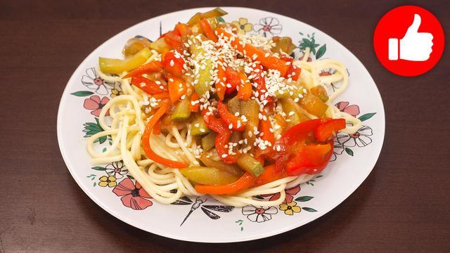 Вкусные овощи в соевом соусе (овощная подлива) – пошаговый рецепт с фотографиями
