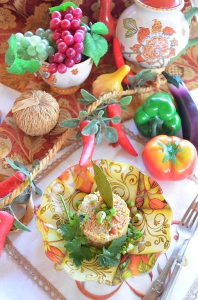 Овощное рагу с кускусом. – пошаговый рецепт с фотографиями
