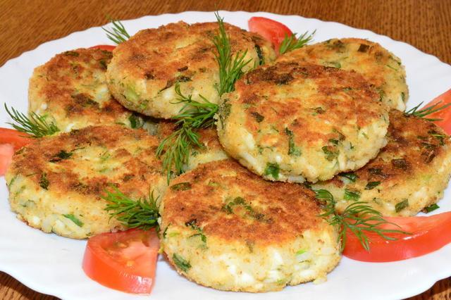Котлеты из яиц с зеленью – пошаговый рецепт с фотографиями