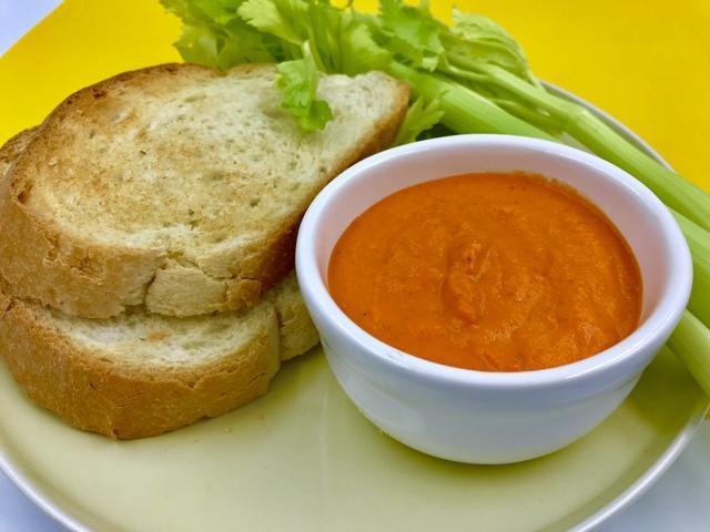 Диетический соус из болгарского перца – пошаговый рецепт с фотографиями
