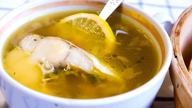 Рыбный суп с минтаем – пошаговый рецепт с фотографиями