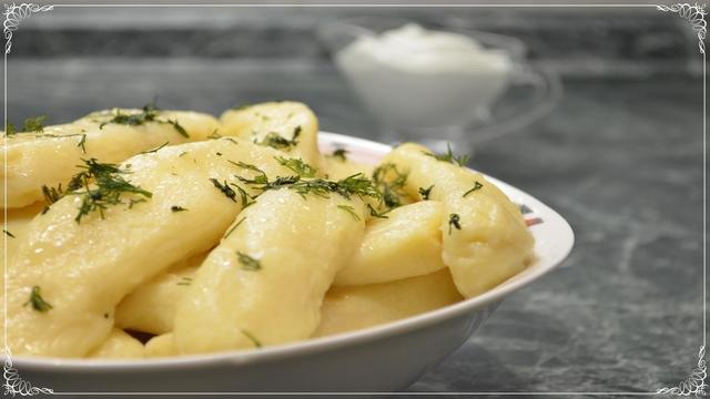 Картофельные галушки – это даже круче чем вареники с картошкой!  – пошаговый рецепт с фотографиями