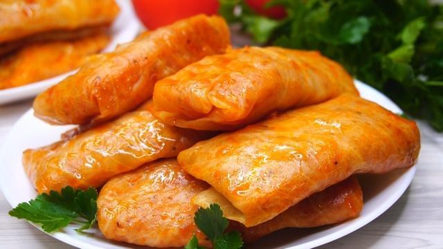 Голубцы без грамма мяса – пошаговый рецепт с фотографиями