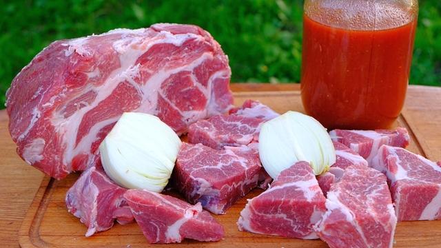 Маринад для шашлыка из свинины  – пошаговый рецепт с фотографиями