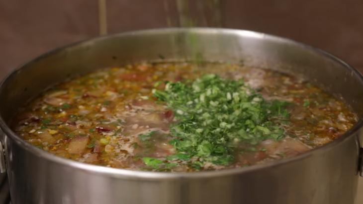 Суп харчо - грузинская кухня – пошаговый рецепт с фотографиями