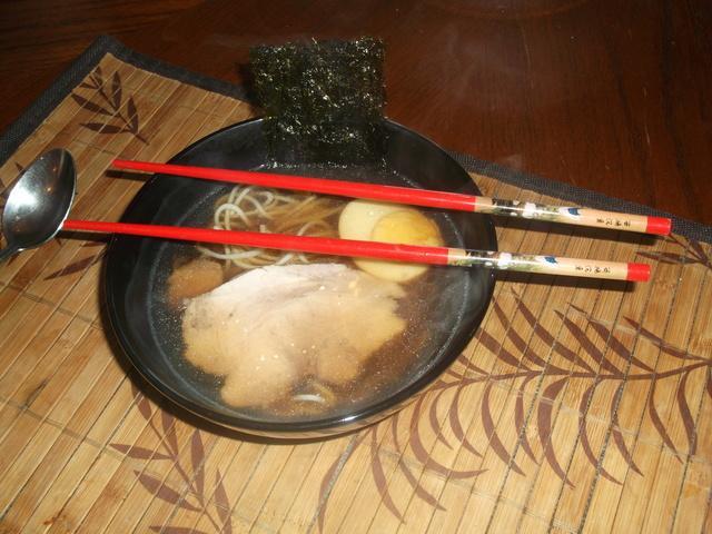 Рамен - японский мясной суп на трех бульонах – пошаговый рецепт с фотографиями