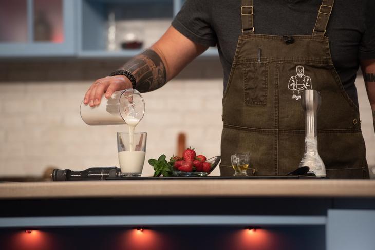 Творожный напиток – пошаговый рецепт с фотографиями