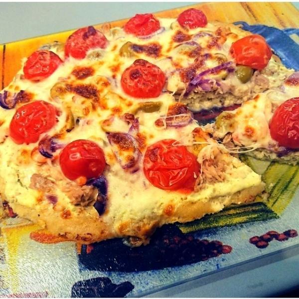 Пицца без теста океан вкуса – пошаговый рецепт с фотографиями