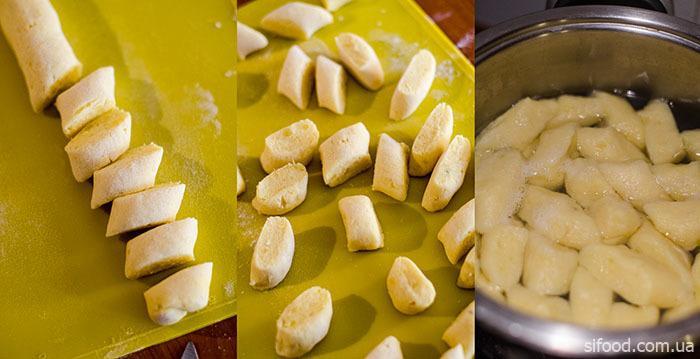 Картофельные ньокки с песто – пошаговый рецепт с фотографиями