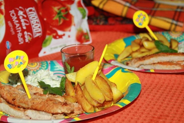 Комплексный обед для наших непосед – пошаговый рецепт с фотографиями