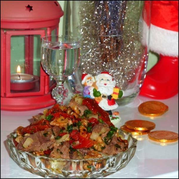 Салат-закуска язык проглотишь под водку – пошаговый рецепт с фотографиями
