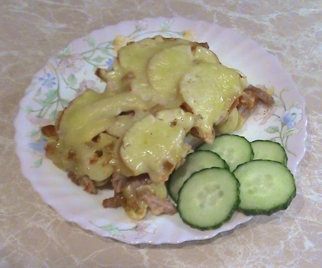 Макаронная запеканка с колбасой и овощами – пошаговый рецепт с фотографиями