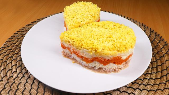 понимания торт мимоза рецепт с фото пошагово профессии родители знают