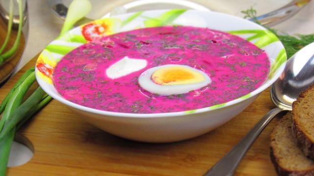 Холодный суп на кефире – пошаговый рецепт с фотографиями