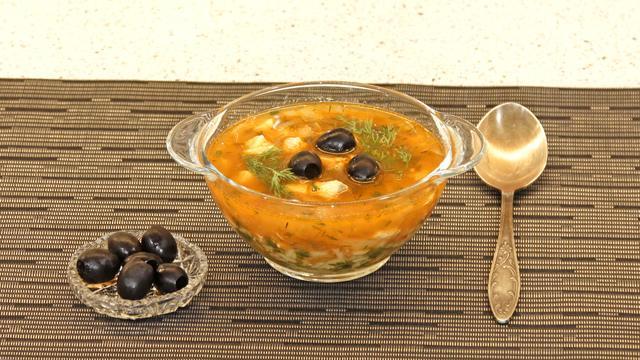 Томатный суп с лососем – пошаговый рецепт с фотографиями