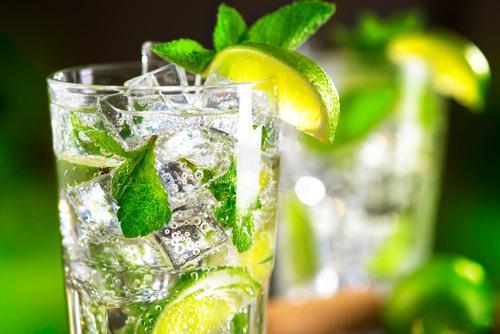 Коктейль мохито безалкогольный – пошаговый рецепт с фотографиями