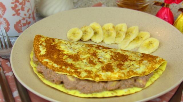 Овсяноблин на завтрак – пошаговый рецепт с фотографиями