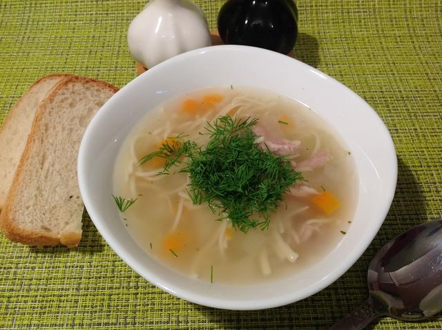 Куриный суп с лапшой – пошаговый рецепт с фотографиями
