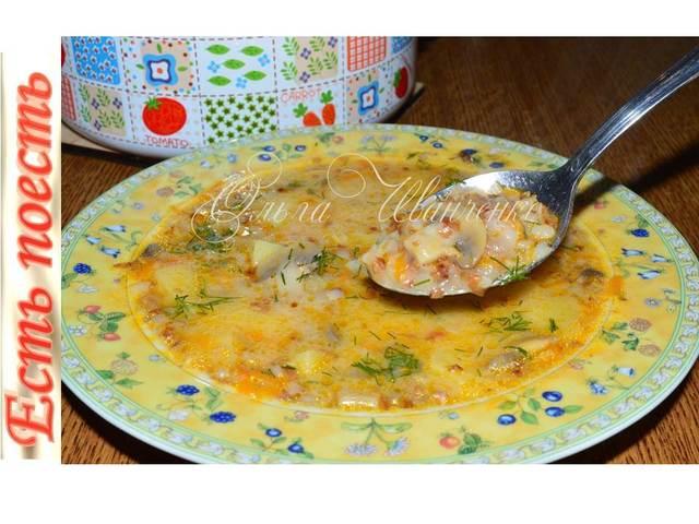 Аппетитный гречнево-грибной суп – пошаговый рецепт с фотографиями