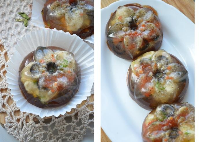 Заливные рыбные фрикадельки с соевым соусом – пошаговый рецепт с фотографиями