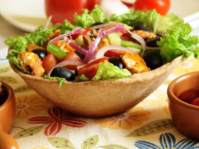 Греческий салат. – пошаговый рецепт с фотографиями