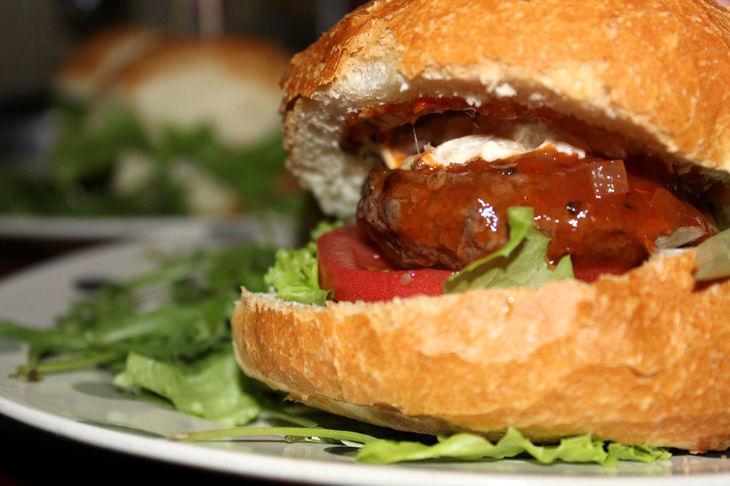 Бургеры – пошаговый рецепт с фотографиями