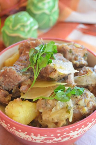 Баранина по-сицилиански – пошаговый рецепт с фотографиями
