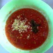 Шашлык, маринованный с помидорами, чесноком и аджикой – пошаговый рецепт с фотографиями