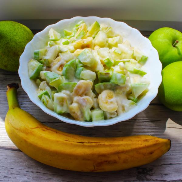 Фруктовый салат! – пошаговый рецепт с фотографиями