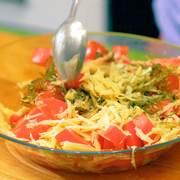 Курица запеченная в лаваше с томатами и сыром – пошаговый рецепт с фотографиями