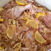 Курица, маринованная в лимоне – пошаговый рецепт с фотографиями