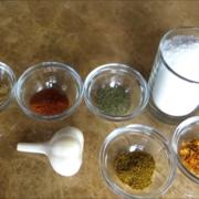 Ароматная чесночная и лавандовая соль / #летовбанке – пошаговый рецепт с фотографиями