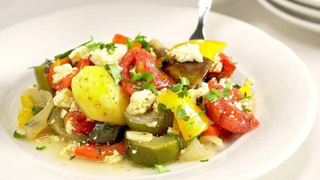 Бриам. греческое рагу из овощей – пошаговый рецепт с фотографиями