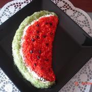 Салатгреческий или арбузная долька – пошаговый рецепт с фотографиями