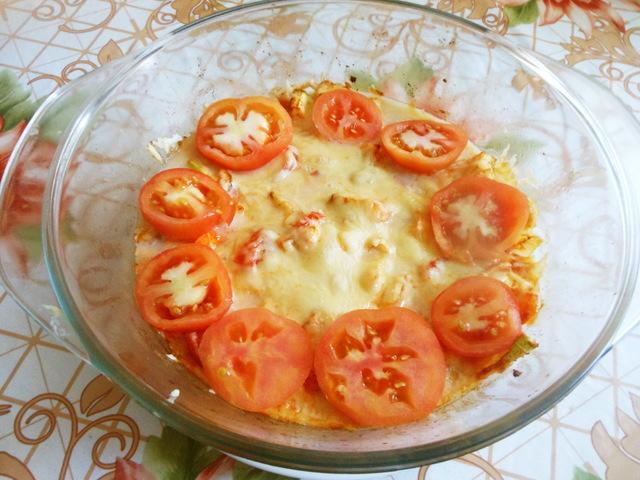 Запеканка из кабачков и помидоров под сыром – пошаговый рецепт с фотографиями