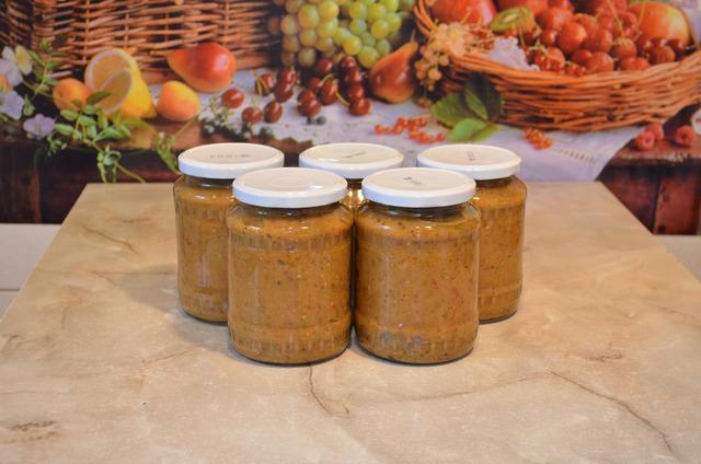 Икра из баклажанов – пошаговый рецепт с фотографиями