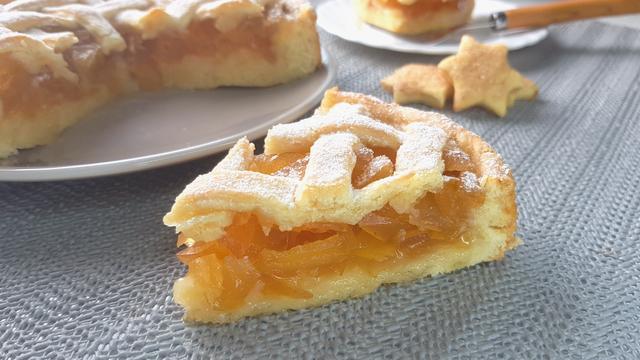 Песочный пирог с вареньем. – пошаговый рецепт с фотографиями
