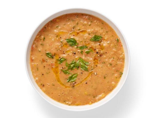 Холодный суп-закуска «Гаспачо»