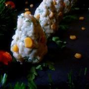 Сырный салат с кукурузой – пошаговый рецепт с фотографиями