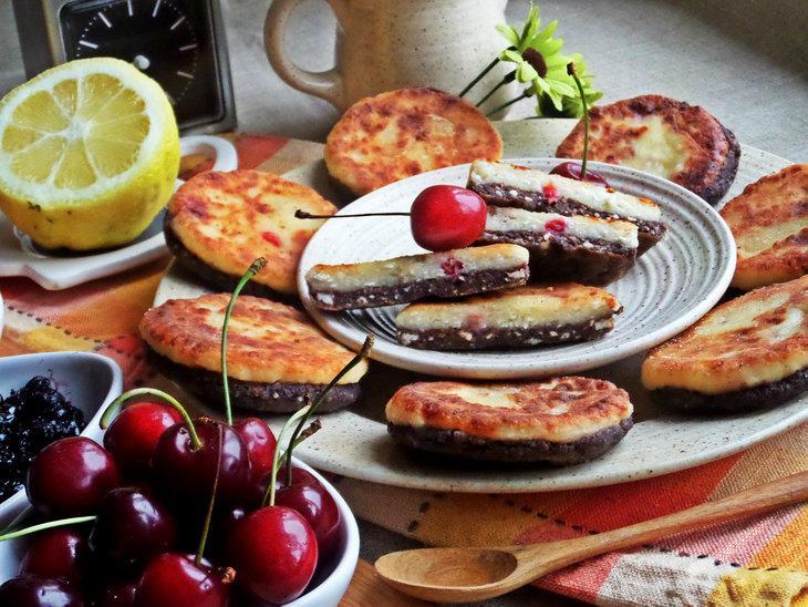 Сырниковые сэндвичи – пошаговый рецепт с фотографиями