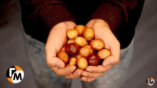Картошку не чистить, на сковороду и.. (секретный деревенский рецепт ). – пошаговый рецепт с фотографиями