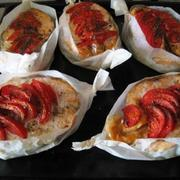 Лодочки из семги с помидорами. – пошаговый рецепт с фотографиями