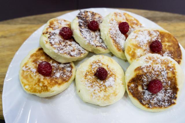 Сырники из творога  – пошаговый рецепт с фотографиями