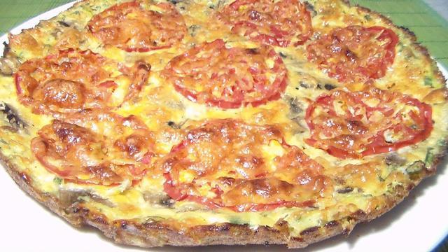 Пицца из кабачков – пошаговый рецепт с фотографиями